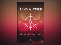 Tanlines show poster