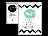 Sibilla Crafty Design ID system
