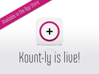 Kount.ly is live!