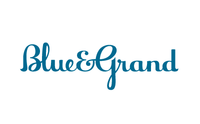 Blue&Grand Stationery Identity