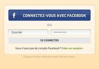 Facebook Login - Sign in