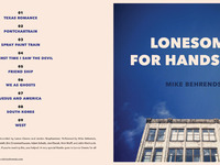 Lonesome for Handsome Album Art