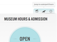 Completed Hours & Admission Little Nav