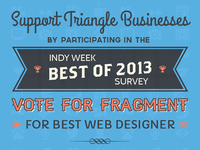 Vote For Fragment