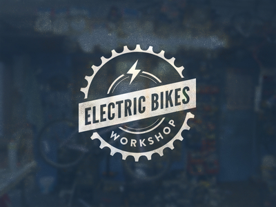 Branding For Bike Shop WIP