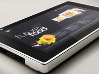 Food Catalogue - Tablet Menu Picker