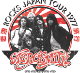 Aerosmith ::  Rocks Japan Tour