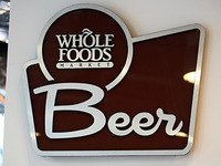 Whole Foods Market Beer Identity