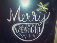 Merry Christmas Dribbble-friends!