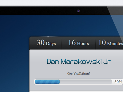 New DMarakowski.com Coming Soon