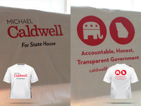 Caldwell for House Shirt