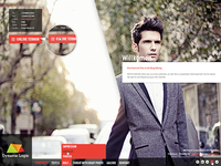 TerminApp CMS Website Template
