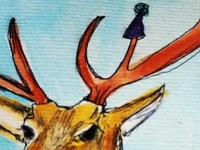 Stag Party detail