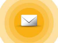 Message centre icon