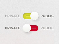 Public/Private Switch