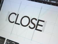 close logotype