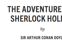 The Adventure Sherlock