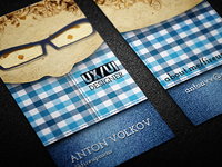Personal Business Cards (casual)
