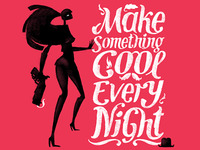 Make Something Cool Every Night 01