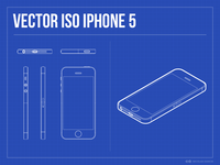 Vector ISO iPhone 5