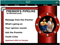 1999! First big project - Premier's Pipeline