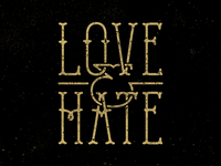 Love & Hate / Salazar