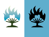 Burning Bush Logo