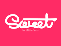 Sweet - for after effects