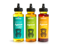 Madhava Agave Packaging
