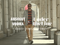 ABSOLUT VODKA presents Ivaylo Nedkov