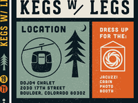 Kegs with Legs Excerpt II