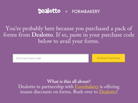 Dealotto + Formbakery