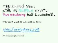 Introducing Formbakery v2