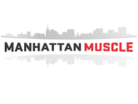 Logo option for Manhattan Muscle
