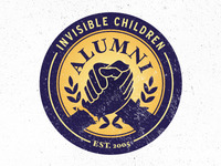Invisible Children Alumni logo 3