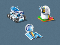 Icons for window's application