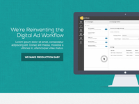Digital Ad Workflow