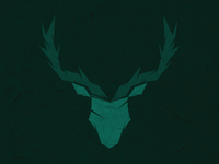 Elk Illustration - V2