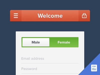 Download Register UI