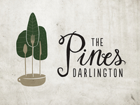 The Pines Darlington logo