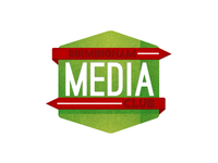 Birmingham Media Club Christmas Logo