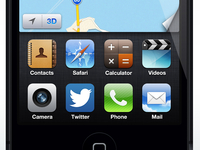 App Switcher for iPhone 5