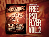 Freebie Flyer Vol. 2