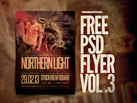 Freebie Flyer Vol. 3
