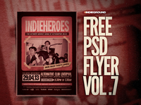 Freebie Flyer Vol. 7