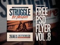 Freebie Flyer Vol. 8
