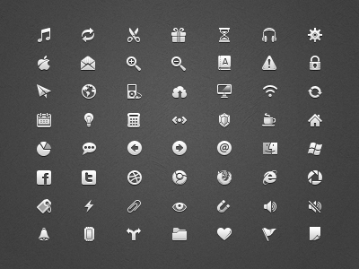 Icons-small-set