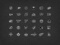 NHL Teams Logos