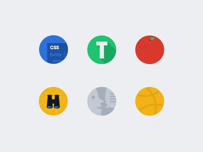 Designer News Badges