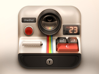 Camera/Shopping iOS Icon